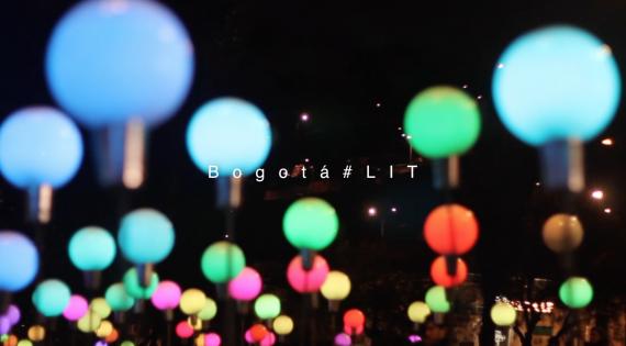 Festival de Luces Interactivas LIT