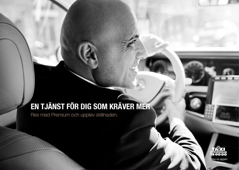 Cómo adaptarse al mercado frente a una competencia inminente: El caso Taxi Stockholm vs. Uber