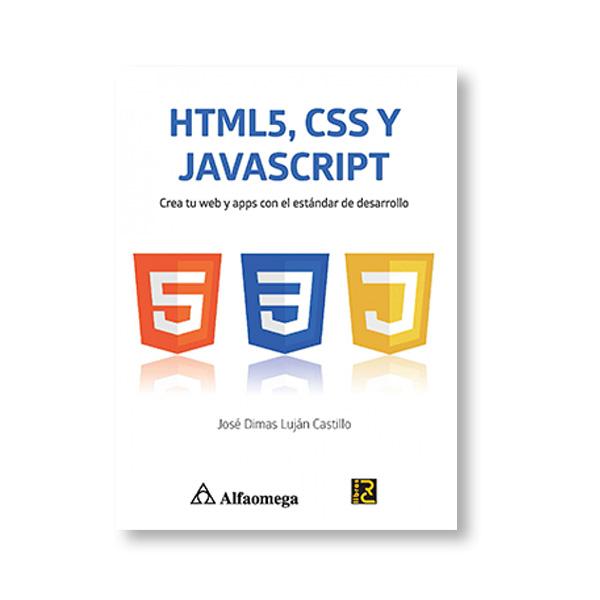 HTML5, CSS y Javascript
