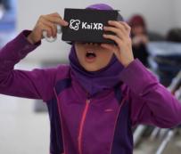 Kai XR: llevando la realidad virtual al aula para disminuir la brecha en educación