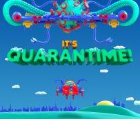 Giant Robot-Controlling Arcade Games: Quarantime