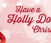 Una colección de Navidad Holly Dolly