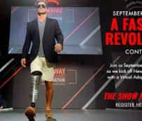 Desfiles de moda adaptativos virtuales: Desfile de moda adaptativo