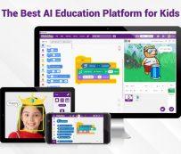 Plataformas de IA amigables para los niños: ai para niños