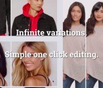 Fotos de AI personalizables: foto de stock ai