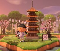 Experiencias virtuales de autocuidado: Animal Crossing Island