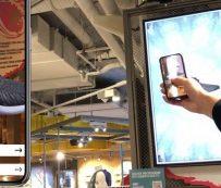 Experiencias virtuales centradas en la sostenibilidad: activación de AR