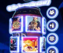 Latas AR interactivas: ar latas