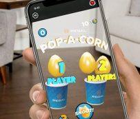 Lanzamientos del juego AR de marca compartida: título del juego AR