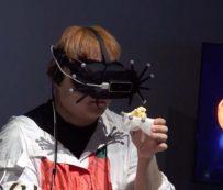 Experiencias gastronómicas con realidad virtual: un proyecto de Mattia Casalegno