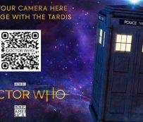 Anuncios interactivos de ciencia ficción AR: BBC America