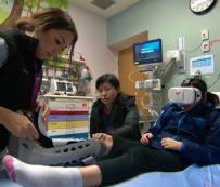 Visitas al médico con realidad virtual mejorada: BC Children's Hospital