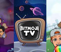 Programas de redes sociales personalizados: Bitmoji TV