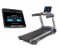 Cintas de correr con consola con pantalla táctil: BodyCraft