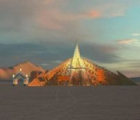 Festivales virtuales de arte: Burning Man 2020