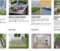 Bases de datos de renovación de bricolaje: Bygmaxx