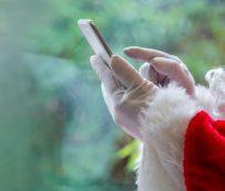 Mensajería virtual de Santa: charla con Santa