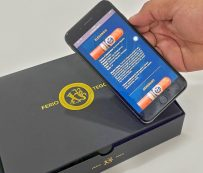 Cajas de puros habilitadas para NFC: cajas de puros