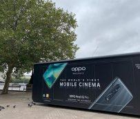 Microcinemas emergentes: cine en Londres