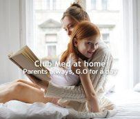 Campañas de viaje amigables con el aislamiento: Club Med Resorts