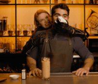 Eventos de barista de marca de suspenso: Coffee-ology