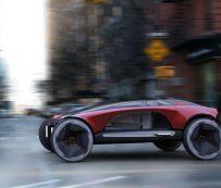 Autos de carreras virtuales conectados a 5G: Consol-e Concept Car