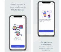 Aplicaciones de rastreo de contactos anonimizadas: aplicación de rastreo de contactos