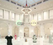 Exhibiciones virtuales de disfraces: exhibición de disfraces