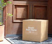 Cajas de refrigerios para el hogar: caja de refrigerios curada
