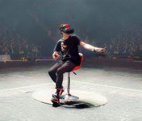 Calzado VR de seguimiento de distancia: Cybershoes GmbH