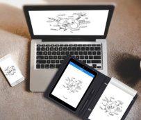 Cuadernos de copia de contenido digital: cuaderno digital Dinky