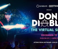 Shows de música virtual que replican la realidad: Don Diablo