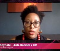 Antirracismo + XR: Dra. Courtney Cogburn