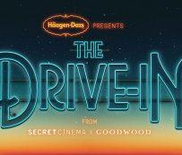 Colaborativo Drive-In Cinemas: conducir en el cine