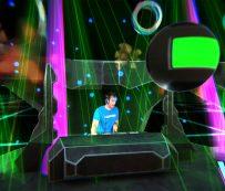 V3X: Streaming 3D para DJs con proyección holográfica