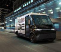 Negocios de vehículos eléctricos comerciales: unidad de negocio ev