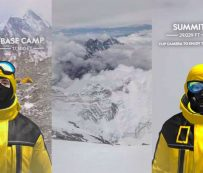 Experiencias 360 AR Mountain: Everest AR Experience