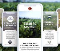 Aplicaciones de mercado de agricultores virtuales: aplicación de mercado de agricultores