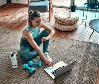 Aplicaciones de fitness con detección de movimiento: Fitbotic