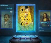 Exposiciones de arte NFT: arte virtual gratuito
