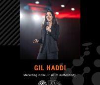 Destacando al futurista Gil Haddi: Gil Haddi
