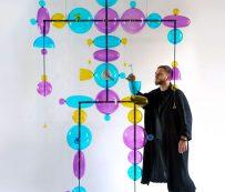 Esculturas de vidrio multifuncionales: escultura de vidrio