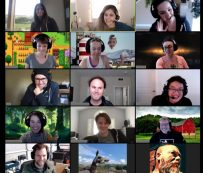 Visitas virtuales a la granja: reuniones de Goat 2