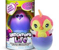 Juguetes para mascotas integrados en la aplicación: Hatchtopia Life