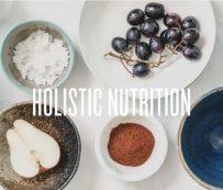 Consultas de nutrición holística: consulta de nutrición holística