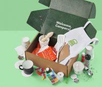 Cajas de camping en casa: camping en casa