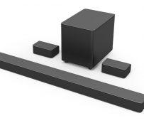 3D Sound Audio Systems: barra de sonido de cine en casa