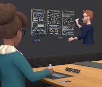Aplicaciones de coworking de realidad mixta: Horizon Workrooms