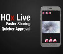 Aplicaciones de concurso de fotografía en vivo: HQX Live