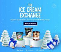 Intercambios de helados en línea: Intercambio de helados